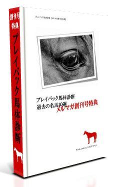 名馬の馬体診断サイレンススズカ編